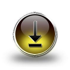 Last Down Arrow Icon #007043 » Icons Etc