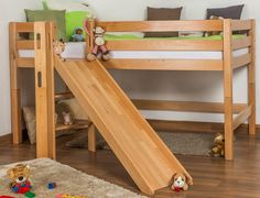 Best Ikea Loft Bed With Slide My Kids Would Love This 400 x 300