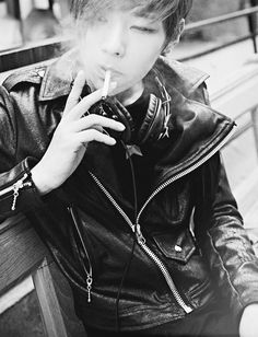 #yuhamin #ulzzang #uljjang #korean #asian  #smoking #smoke