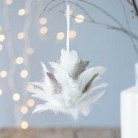 Boule de plumes Nature, Feathers, Gift Ideas, Naturaleza, Scenery