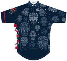 One badass cycle jersey design, by Winnipeg CycleChick