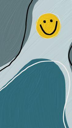 Cute Pastel Wallpaper, Cute Patterns Wallpaper, Trippy Wallpaper, Iphone Background Wallpaper, Painting Wallpaper, Kawaii Wallpaper, Aesthetic Iphone Wallpaper, Aesthetic Wallpapers, Love Wallpaper