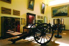 Museo del Risorgimento, Rocca e Ossario di Solferino Cannon, Museum