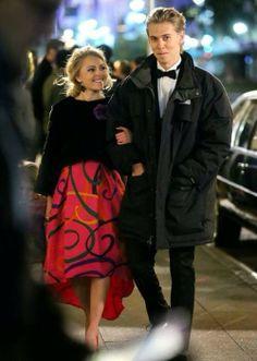 Carrie Bradshaw & Sebastian Kidd ❤️