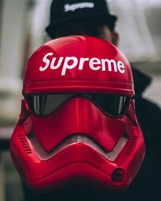 #hypeAF: Supreme Trooper custom by @aadelvfx. Photo: @bastakespics