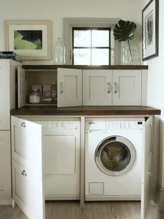Laundry Room Lovin: 4 Easy Steps to Design your Dream