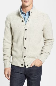 We love a good grandpa sweater.