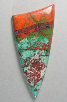 sonora sunrise is made up of chrysocolla and cuprite