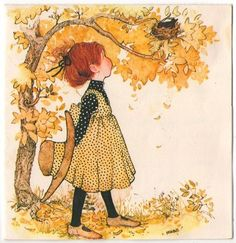 Autumn with Holly Hobbie