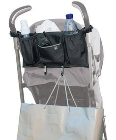 Take a look at this Bottles 'n' Bags Stroller Organizer by JL Childress on #zulily today!