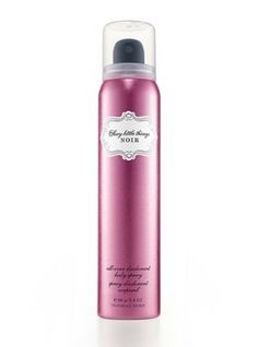 Victoria's Secret Sexy Little Things NOIR All Over Deodorant Body Spray 3.4 OZ - Body Sprays..my scent perfume