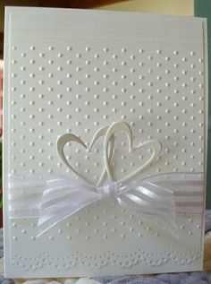 Browse 25 card making tutorials for beautiful handmade wedding cards. These DIY cards are perfect for any happy couple on their big day! Wedding Cards Handmade, Greeting Cards Handmade, Simple Wedding Cards, Wedding Day Cards, Handmade Engagement Cards, Wedding Gifts, Personalized Wedding, Wedding Favors, Wedding Decorations