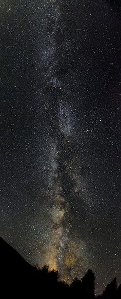 Milky Way - Click image to find more Outdoors Pinterest pins