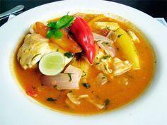 Sudado de Pescado | Peruvian Food