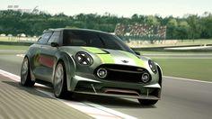 MINI Clubman Vision Gran Turismo..