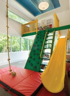 Kids room designs keep energy flowing