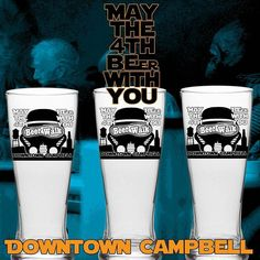 Downtown Campbell: Tonight! Star Wars themed Beerwalk in downtown Campbell from 6pm-9pm. Tickets at www.thebeerwalk.com check in at Khartoum. Cheers! And #MayThe4thBeerWithYou #bayareabeergeeks #babg #craftbeer #bayarea #thebeerwalk by bayareabeergeeks
