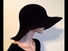 ▶ Tutorial: How to add wire to the brim of a summer hat! - YouTube