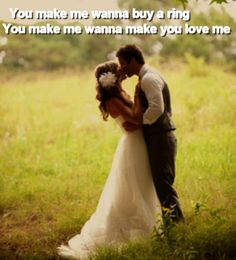 Wanna Make You Love Me - Andy Gibson...Oh how I LOVE this song!