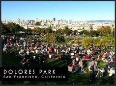 dolores park san francisco - Buscar con Google
