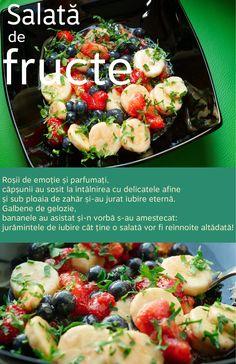 Salată de fructe  video pe site, rețeta în comentarii Potato Salad, Potatoes, Vegan, Ethnic Recipes, Food, Meal, Potato, Essen