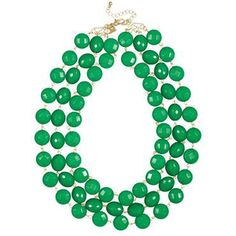 Towne & Reese Lila Necklace in Green - Item 19342328 | Jewelers Wife