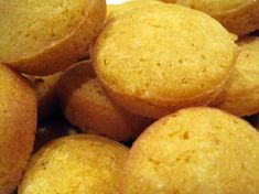 Dairy, Egg and Nut Free Corn Muffins