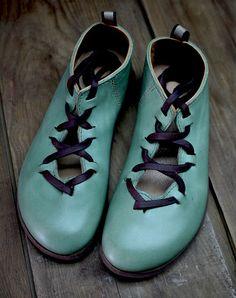 MACHADO ZAPATOS / zapatos romanos únicos hecho a mano hecho