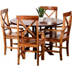 A treat for those who are looking to Buy Dining Table Set Online Dining Table Set Designs, Wooden Dining Table Set, Dining Table Online, Solid Wood Dining Set, Dining Chairs, Rectangle Table, Table Dimensions, Best Dining, Home Decor Items