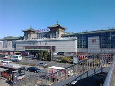 Pearl Market, Beijing  the walkway to Temple of Heaven https://www.facebook.com/mytravelswithmymumblog http://www.mytravelswithmymum.com/destinations-beijing-forbidden-city/