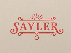 Sayler Stamp
