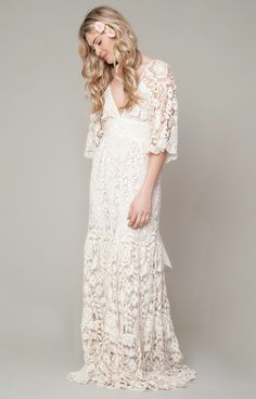 New Designer Trunk Show: Kite & Butterfly - Bella Lily Bridal