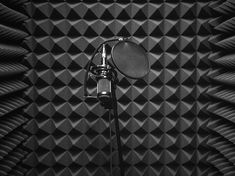 Room acoustics can make or break the sonic consistency of your productions. Here are our 10 quick tips for creating better acoustics in your studio. Acoustic Diffuser, Recording Studio Setup, Perfect Triangles, Cop Out, Bass Trap, Room Acoustics, Porous Materials, All Black Everything