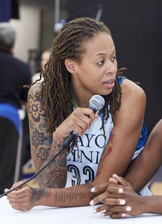 Seimone Augustus - USA baskeball