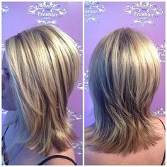 freshair salon in fayetteville arkansas - Color and cut by Stylist Shelby Lambidonis