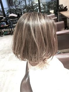 Ideas Hair Color 2017 Ombre For 2019 Hair Color 2017, Hair Colour Design, Shot Hair Styles, Hair Arrange, Medium Short Hair, Hair Highlights, Hair Lengths, Grunge Hair, Hair Inspiration
