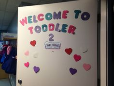 Welcome to Toddler 2!