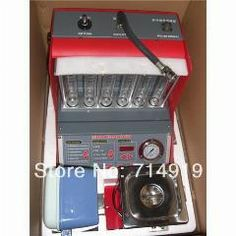 Dhl 2014 Launch Injector Cleaner And Tester Launch With On Promotion Cnc, Promotion, Product Launch, Tools, Instruments