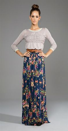 oooo that's a really cute top. Modest Outfits, Skirt Outfits, Modest Fashion, Dress Skirt, Cool Outfits, Dress Up, Fashion Outfits, Womens Fashion, Look Boho