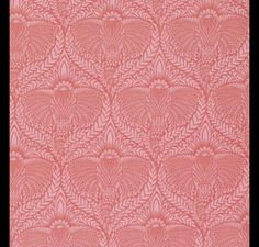 Eden fabric by Tula Pink is an exploration of nature's mystery and wonder – a unique product by StitchCraftCreate via en.DaWanda.com #cotton #pink