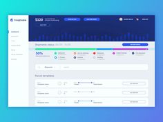 Hey Dribbblers! Do you remember our shipment scheduling platform? Here is one of dashboard concept screenshots we have made for the client. Let us know what you think. Check out the full case s...
