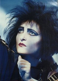 Siouxsie #makeup