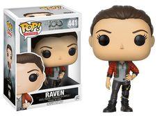 Raven - The 100 - Funko Pop Vinyl Figure