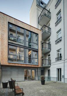 Gallery of Apartment House Renovation / atelier7architektura gnich sp.z o.o. - 3