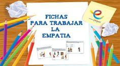 Fichas para trabajar la empatía. Habilidades sociales básicas Psychology Books, Positive Psychology, Teaching Time, Student Teaching, Social Work, Social Skills, Class Tools, Group Dynamics, E Motion