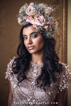 Having a rustic, boho, romantic, whimsical, floral, elegant wedding theme? Here's our Gorgeous Makeup Ideas for your Wedding! Looking for Professional Hair and Makeup Artist in Oxfordshire, UK? Inquire now!