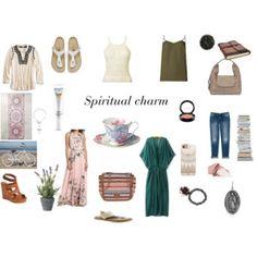 Style Statement: Spiritual Charm (Summers Ssu/S/Lsu)
