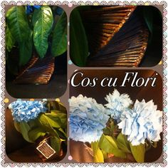 Deco Maison HM: Cos cu flori