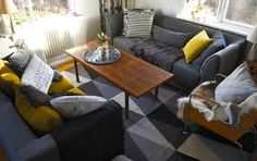 Image result for modern living room ideas earth colours white walls