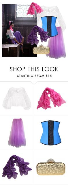 """""""Esmerelda DIY Costume"""" by chicastic ❤ liked on Polyvore"""